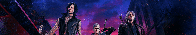 VIRTUOS CONTRIBUTED ART TO CAPCOM'S DEVIL MAY CRY 5