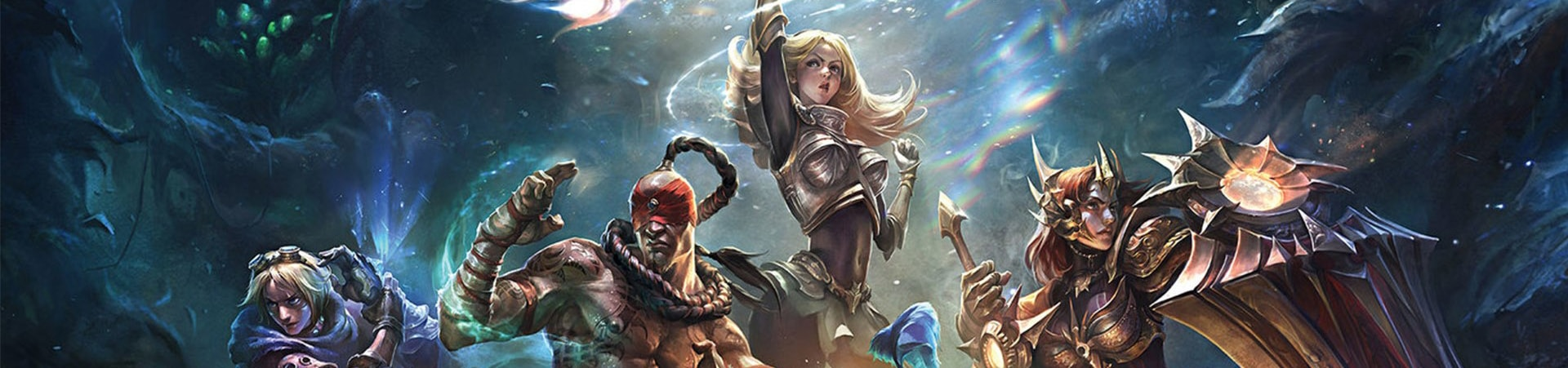 VIRTUOS STUDIO PARTNERS WITH RIOT GAMES TO DEVELOP LEAGUE OF LEGENDS SKINS