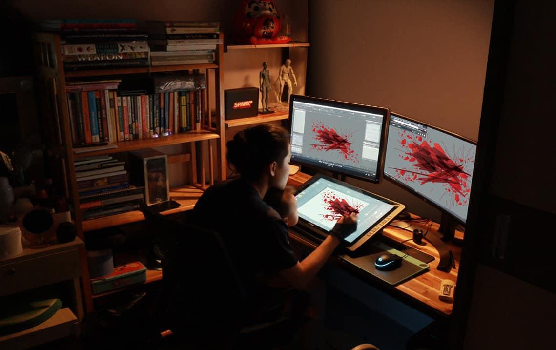 Virtuos- Sparx *スタジオにおけるリモート作業の実行と成果について