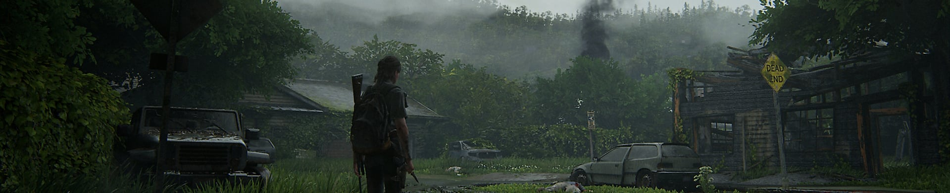 VIRTUOS CONTRIBUTES TO THE LAST OF US: PART II'S IMPRESSIVE IMAGERY