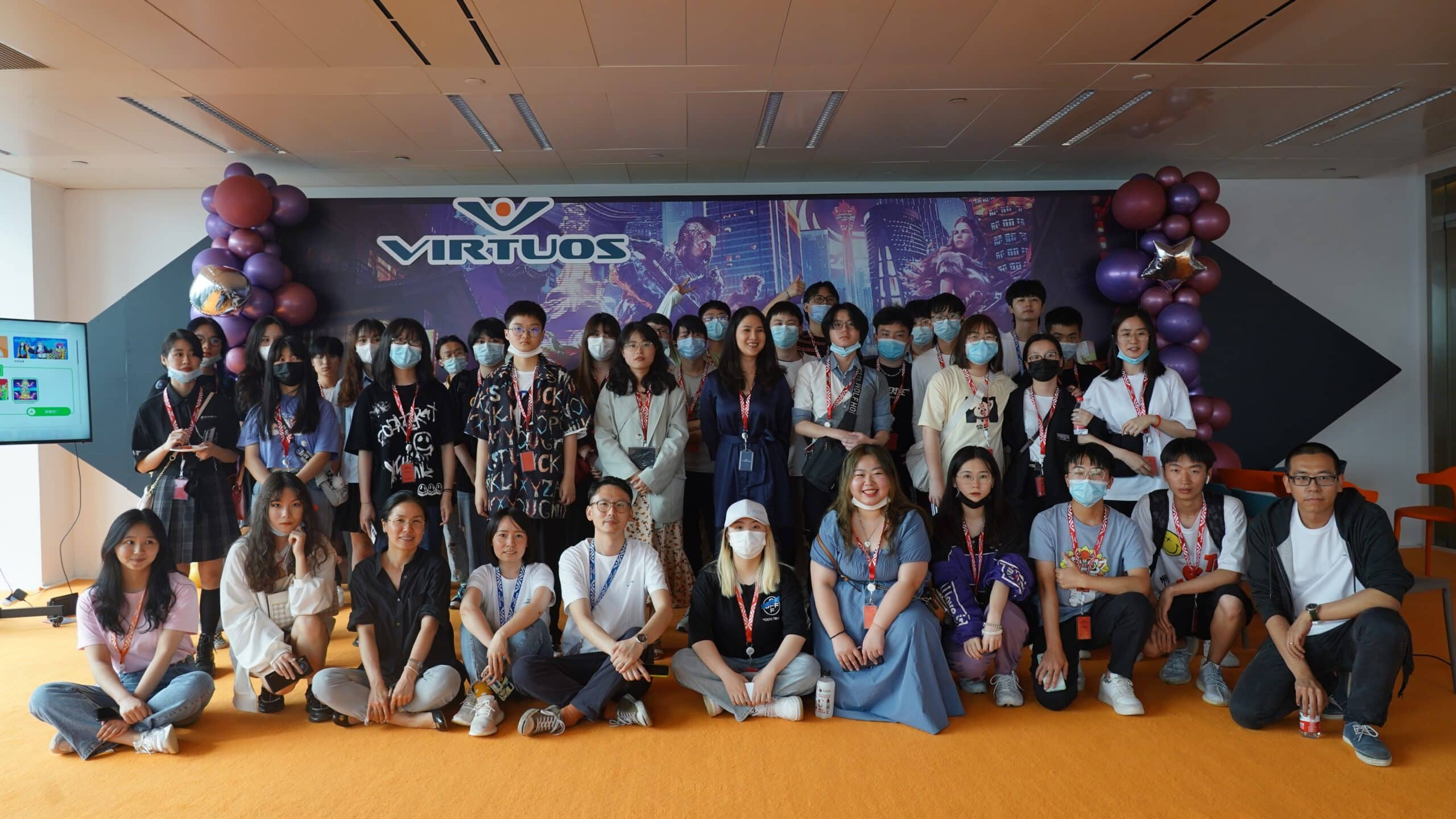 Virtuos Chengdu Open Day: Inspiring a New Generation of Local Games Industry Talent