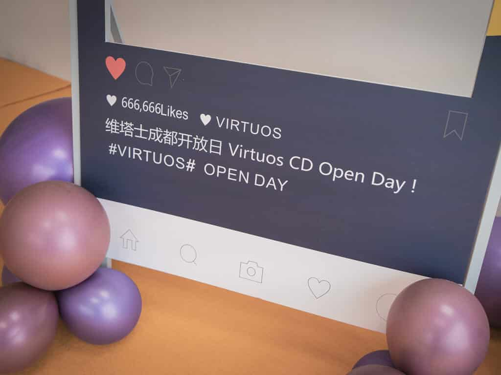 Virtuos Chengdu Open Day_Social Media Frame