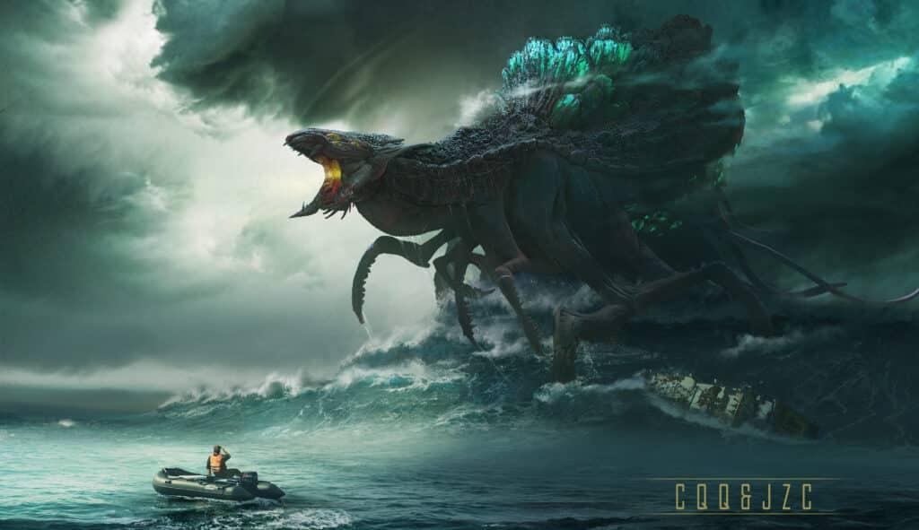 Virtuos_Monster Jam - Reimagined Kraken