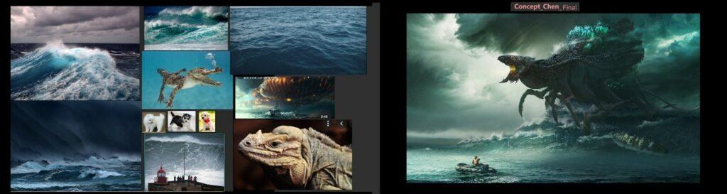 Virtuos_Monster Jam - Reimagined Kraken7