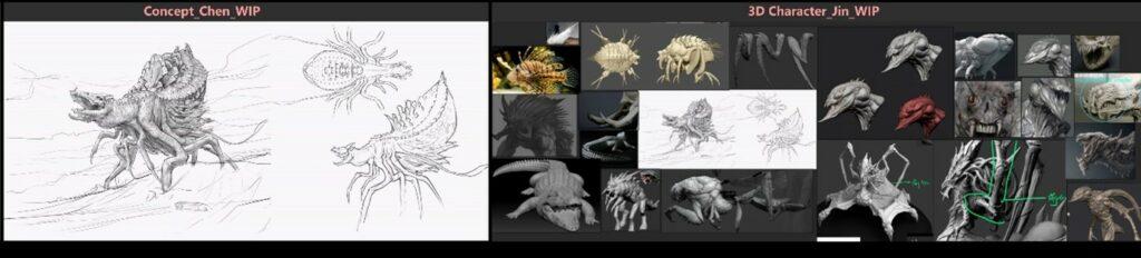 Virtuos_Monster Jam - Reimagined Kraken5