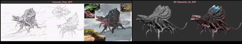 Virtuos_Monster Jam - Reimagined Kraken6